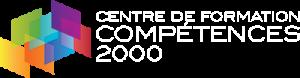 Logo Centre de Formation Compétences 2000